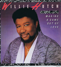 LP WILLIE HUTCH MAKING A GAME OUT OF LOVE