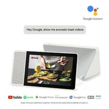 """SEALED IN BOX Lenovo 10"""" Smart Display with Google Assistant - Bamboo FAST SHIP"""