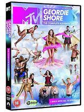 Geordie Shore - Season 11 [3 DVDs] *NEU* Staffel Series Elf DVD Jersey