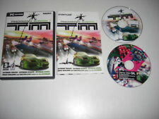 Trackmania Sunrise PC CD Rom Track Mania Sonnenaufgang TM-schneller Versand