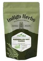 Indigo Herbs Marshmallow Root Powder 100g Quality Dried Root