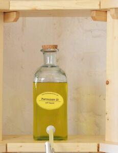 27 €/L - Parmesan Öl
