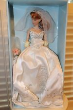 New Faberge Stasya Franklin Mint Pearl Of The Romanovs House Vinyl Doll Coa