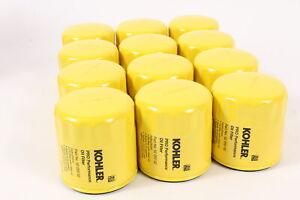 12 Pack Genuine Kohler 52-050-02-S Pro Performance Oil Filter 52 050 02-s OEM