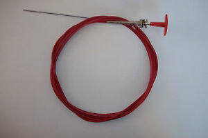 Race/Rally 12' pull cable-motorsport/FIA switch/rallyx/sprint/fire extinguisher