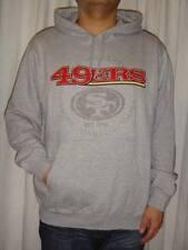 San Francisco 49ers NFL Mens Pullover Hoodie Sweatshirt Large