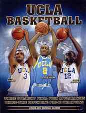 2008-09 UCLA Bruins Basketball Media Guide