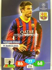 Adrenalyn XL Champions League 13/14 - Gerard Pique - FC Barcelona