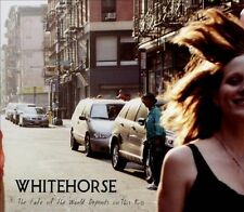 The Fate of the World Depends on This Kiss [Digipak] by Whitehorse (CD,...