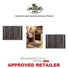 Muddle Mat Stripe 1 Barrier Mat Ultra Absorbent 50x75cm