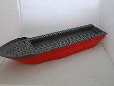 Lego Large Red Cargo Boat / Ship - good used condition