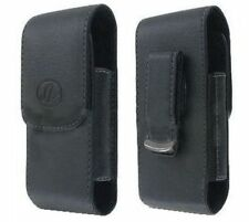 Leather Pouch Case for Alltel/US Cellular/Sprint/Verizon BlackBerry Torch 9850
