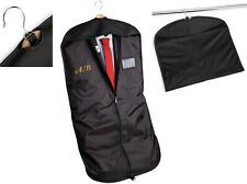 Suit Travel Bag Cover - Personalised with Initials right chest