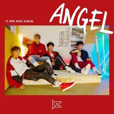 IZ - ANGEL (2nd Mini Album) CD+Photocards+ID Card+Folded Poster+Tracking no.