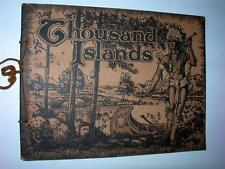 VINTAGE THOUSAND ISLANDS BOOKLET