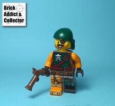 LEGO ® Ninjago Personnage Figurine Minifig Bucko NJO196 70599