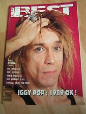 BEST 1987 246 IGGY POP DIRE STRAITS GUNS & ROSES TONI CHILDS