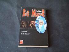 BOB MORANE EN POCHE N°24 L'ANNEAU DE SALOMON INÉDIT 1998