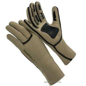 Snowbee Sft Neoprene Gloves - 13124 -Large