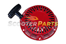Recoil Starter Pull Start Parts For HAWG TY Mini Bike 5.5HP 6.5HP 163cc 196cc