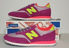 New Balance Classics Traditionals Fuchsia Women's Size 7 Trainers New CW620MY