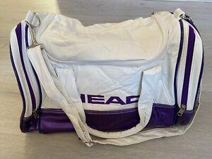 Ladies Sports Head Holdall Bag