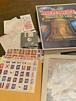Harris Independence United States Postage Stamp Album Collection Book