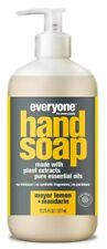 Everyone Hand Soap Plant Extracts & Pure Oils Meyer Lemon + Mandarin 12.75 fl.oz