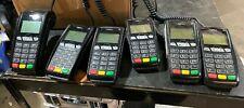 Lot Of 6 Ingenico Ict220 Credit Card Reader