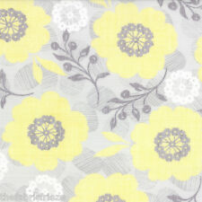 Moda MODERN ROSES Stephanie Ryan Pretty Polly Honey Floral Fabric Fat Quarter