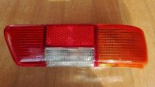 NEW NOS Late Right Amber Taillight Lens Reflector Mercedes W113 280SL W111 280SE