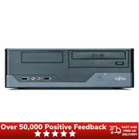 Fujitsu Esprimo E400 E85+ Desktop Computer (Core i3) Windows 7 Pro - Grey