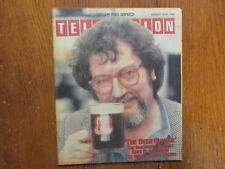 Aug-1990 St. Louis Post TV Magaz(MICHAEL JACKSON/ELIZABETH McGOVERN/BEAU BRIDGES