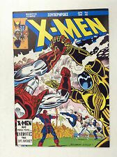 X-MEN#46 MAMOUTH GREEK COMIC NM MARVEL WEST COAST AVENGERS MAMOYTH(WOLVERINE 123