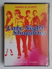 DVD Brand New,Late Night Shopping,Luke de Woolfson,James Lance,Kate Ashfield