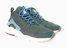 8940ba31b444d Nike Air Huarache Run Ultra 819151 305 New Women's Green/Blue Running Shoes  Sz7