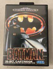 Batman | Sega Mega Drive | PAL | CIB | No Repro | Original in OVP