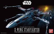 BANDAI Star Wars X-Wing Starfighter 1/72 Scale Model Kit Japan