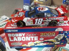 AUTOGRAPHED 2000 BOBBY LABONTE 18 MLB ALL-STAR GAME 1 24TH SCALE DIECAST