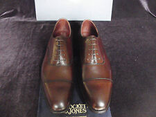 NEW Crockett & Jones AUDLEY Handgrade Brown Calf Leather Shoes ALL SIZE RRP £525