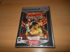 Tekken 5 PS2 Platinum PAL -  NEW SEALED