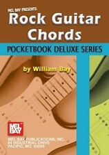 Pocketbook Deluxe Series: Rock Guitar Chords (Electric Guitar)