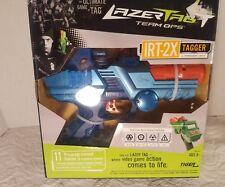 Hasbro TIGER Electronics Lazer Tag Team Ops IRT-2X TAGGER Gun Pistol new