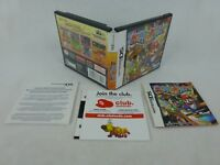 Mario Party DS Nintendo DS 3DS 2DS 3DS XL Replacement Case Manual NO GAME