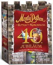 Monty Python: DIE RITTER DER KOKOSNUSS (Blu-ray Disc) Limitiertes Schloss-Set