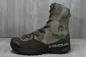 55 Under Armour Infil Ops GoreTex Tactical Mens Hiking Boots 1287948-900 8.5 -13