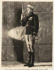 "GARY COOPER in ""Beau Sabreur"" Original Vintage Photograph 1928 SILENT MOVIE"
