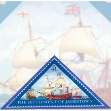 2007  SETTLEMENT of JAMESTOWN  Single  MINT  Stamp  U.S. Scott Catalog  # 4136