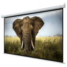 Homegear WSHG1015  110 inch 16 9 HD Electric Motorized Projector Screen