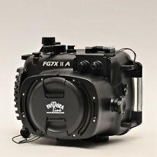 Fantasea Line FG7X II A Sorgerecht Unterwasser- M16 für Canon G7 X Mark Neu Type